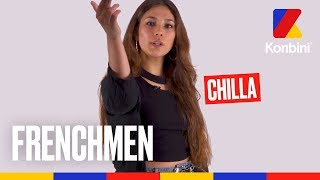 #Frenchmen2018   Chilla, La Frenchwoman