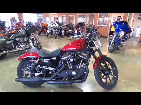 2019 Harley-Davidson Sportster XL 883N Iron 883