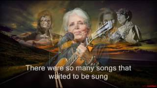*** Yesterday when I was young - Lyrics - Glen Campbell