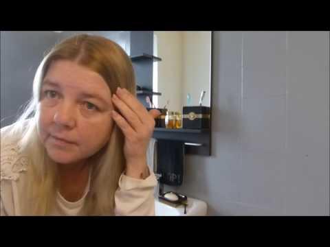 Laminirowanije das Haar von den Ölen des Fotos