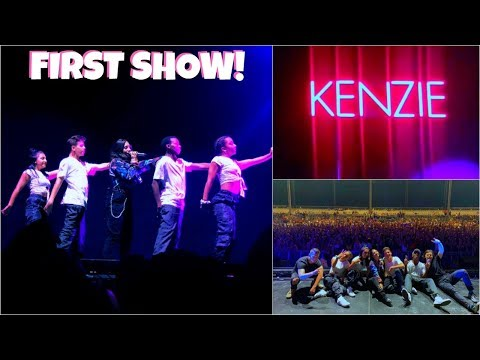 Kenzies First Show On The Fomo Tour Full Set Kfz Mnz