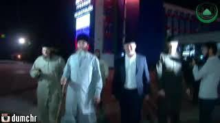 Советники Главы ЧР, Муфтий ЧР Салах-Хаджи Межиев в столичном аэропорту встретил почетных гостей из р