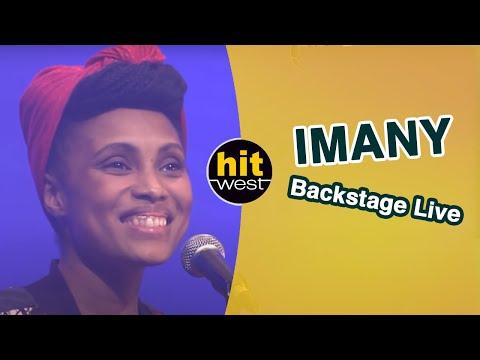 IMANY (Hit West - Backstage Live - Saint Nazaire 2017)