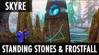 Skyrim Mod: Skyrim Redone - Standing Stones & Survivalism