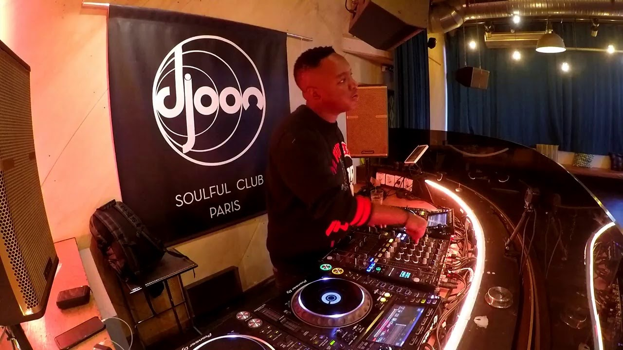 Shimza, Darque & Oscar Mbo - Live @ Djoon presents: Shimza OMS Paris 2019