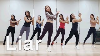 Liar. Camila Cabello. Dance Workout. Cardio. Choreo By Sunny. SunnyFunnyFitness. Diet Dance. 홈트.