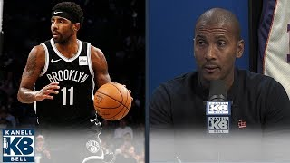 Raja Bell: Nets can't stand around and watch Kyrie | Kanell & Bell
