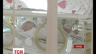 У Вроцлаві немовля народилося через 55 днів після смерті матері