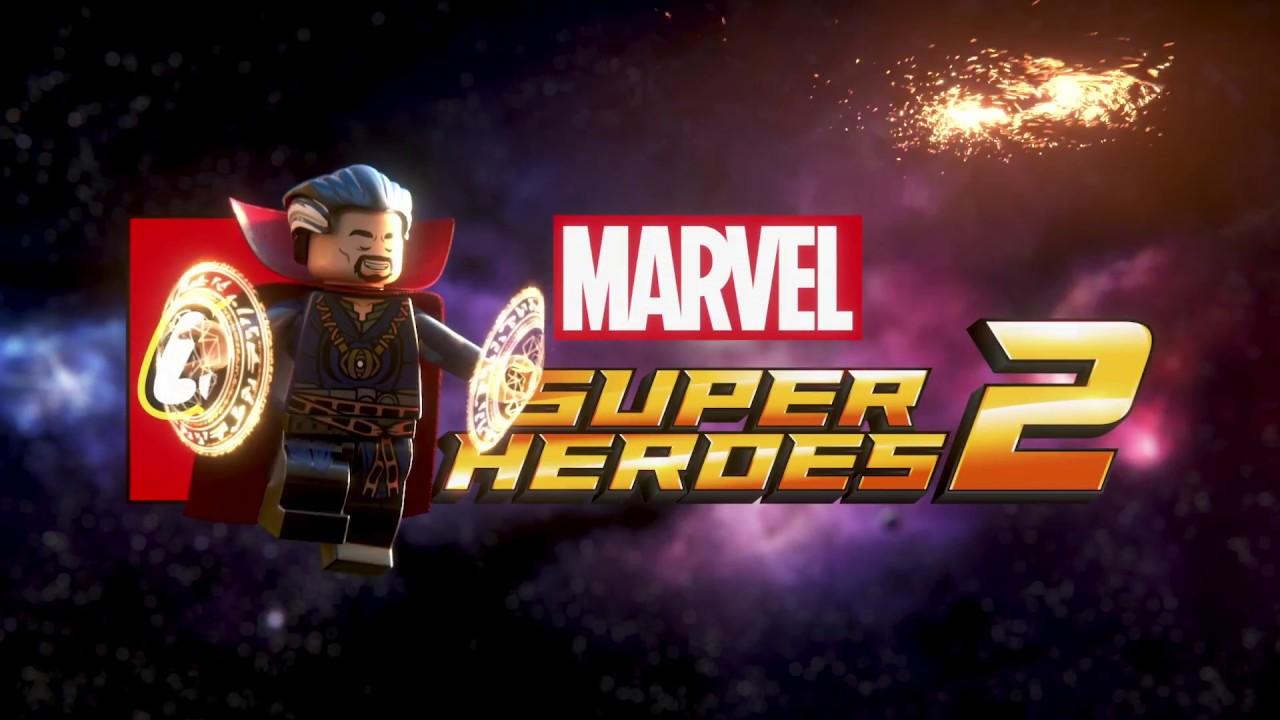 LEGO Marvel Super Heroes 2- Svelato il Trailer Ufficiale
