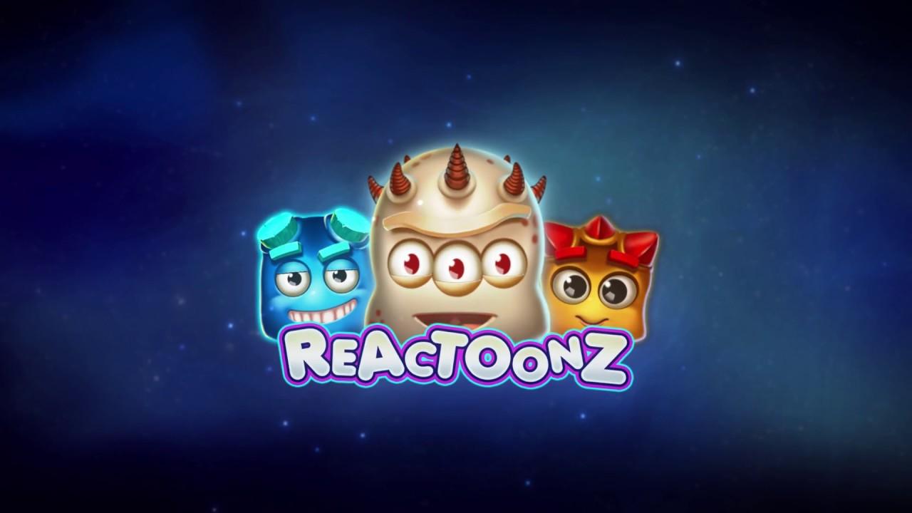 Reactoonz från Play'n GO