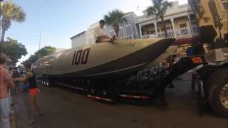 Gopro Scuderia Cazzani ALEX AND ANI Superboat Key West 2013 offshore racing