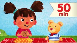 My Teddy Bear + More | Kids Songs & Nursery Rhymes | Super Simple Songs