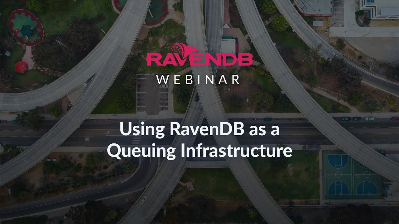 RavenDB Webinar Thumbnail
