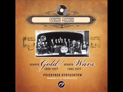 Orkiestra taneczna Henryka Golda - Noc w wielkim mieście (Syrena Record)