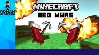 Minecraft Bed wars - live game play