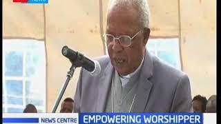 Catholic church launches dairy farming project in Kiambu