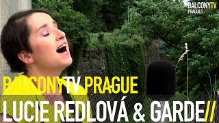 Video LUCIE REDLOVÁ & GARDE - DOKONALÁ (BalconyTV)