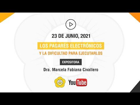 LOS PAGARÉS ELECTRÓNICOS Y LA DIFICULTAD PARA EJECUTARLOS - 23 de Junio 2021