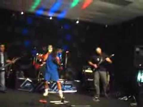 AYAVAR - Ozzy-Crazy Babies (cover) LIVE at Terry's - Torrance, Ca Feb 2014