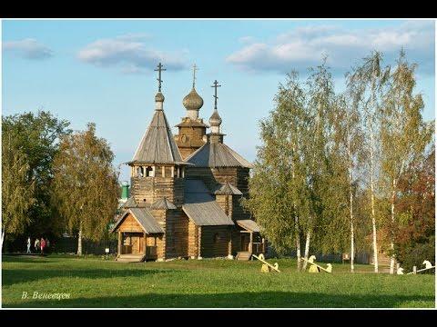 Церковь в посёлке васильево
