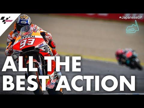 【MotoGPハイライト動画】第16戦日本GPハイライト動画