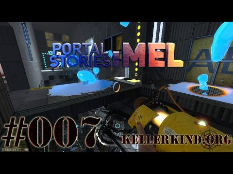 Portal Stories: Mel #7 – Keep Testing! ★ Let's Play Portal Stories: Mel [HD|60FPS]