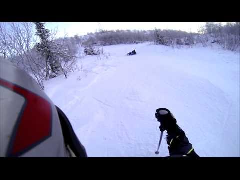 Видео: Видео горнолыжного курорта НордСтар в Мурманская область