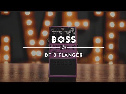 BOSS BF 3 Kytarový efekt