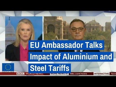 BBC Beyond 100 Days Interview with EU Ambassador to US David O'Sullivan