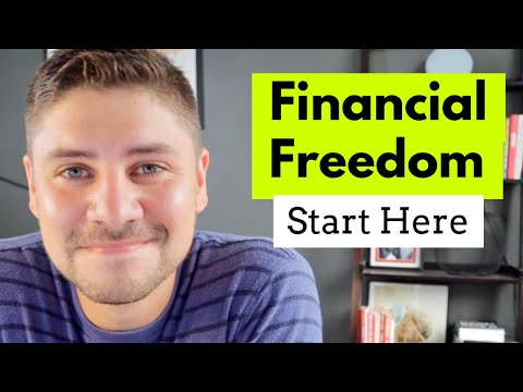 How To Get Started with Financial Freedom (5 First Steps)