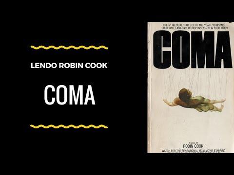 Lendo Robin Cook #01 - Coma