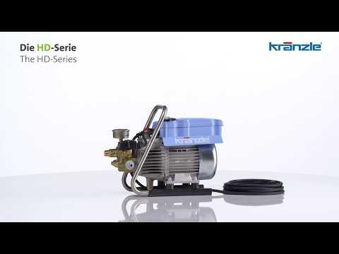 Kränzle HD-Serie | tragbar & kompakt