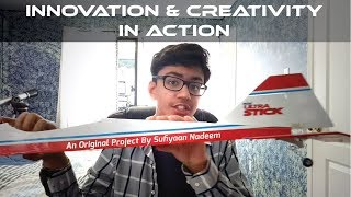Repairing and Upgrading an RC Plane | Innovation & Creativity in Action