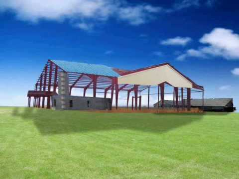 The Building of Apostolic Tabernacle