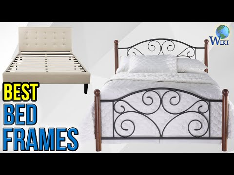 8 Best Bed Frames 2017