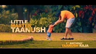 Little Master Taanush Raja