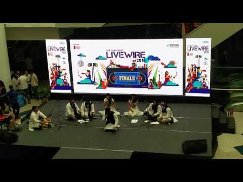 My performance for Ascendas livewire 2016 group singing competition