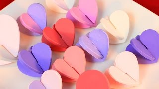 Homemade Valentines Day Chocolates
