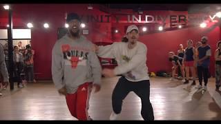 YG - Get Out Yo Feelings   @King_Guttah Choreography   Millennium Dance Complex