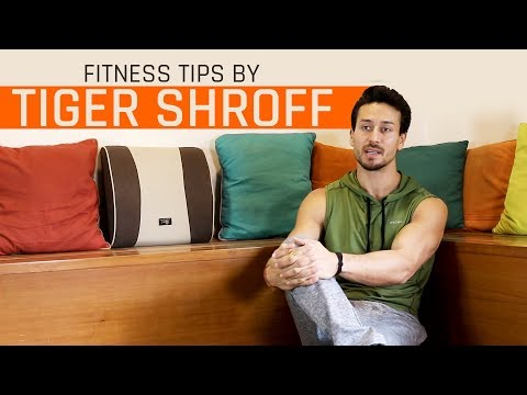 MensXP: Fitness Tips By Tiger Shroff | How To Stay Fit Ft. Tiger Shroff