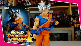 Bandai Super Dragon Ball Heroes Ultra Instinct Goku Statue   Gewinnspiel Special Folge 2