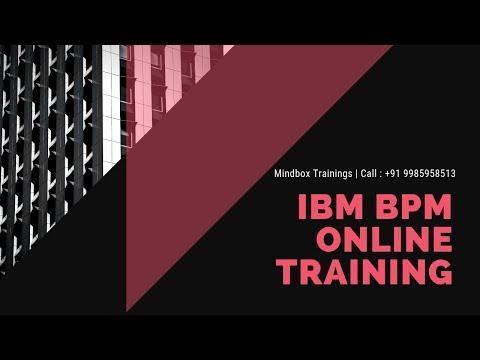 IBM BPM Online Training   IBM Business Process Manager Online ...