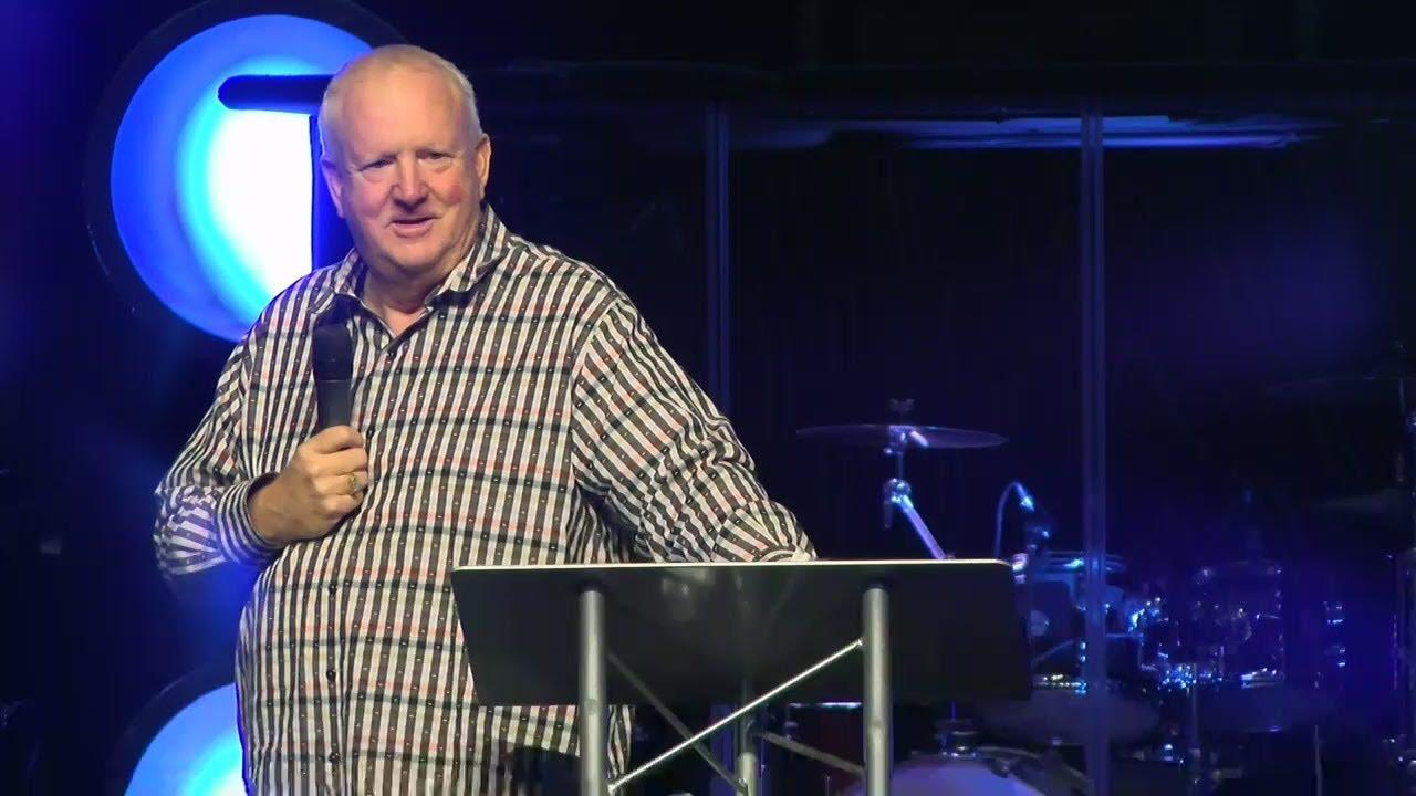 "9/23/20 – Pastor Robert Hogan –  ""3 things that happen at baptism"""
