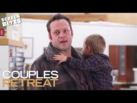 """Couples Retreat - Vince Vaughn """"What do you really think?"""" OFFICIAL HD VIDEO"""