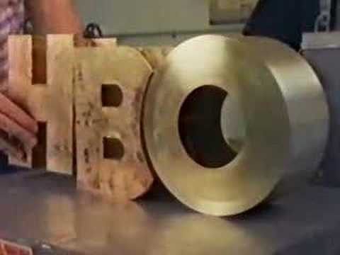 A Closer Look: Inside HBO'S city (1983) Behind the scenes mini doc creating the famous HBO Starship Logo sequence using nothing but models and practical effects. [10:38]