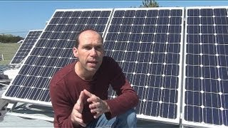 Home Solar Power Installation