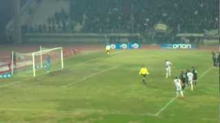 preview picture of video 'Kallithea - Paok 2-0, Goal (penalty) of D'Acol, Greek Cup, 10/1/13 / Καλλιθέα - Πάοκ 2-0'