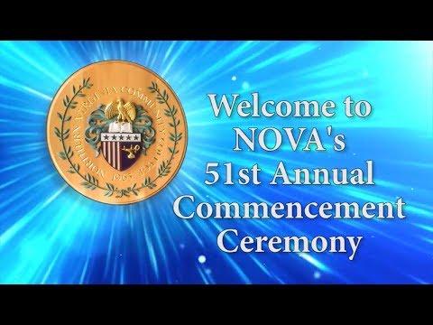 NOVA Commencement 2017