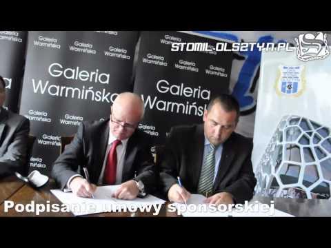 Libra Project oficjalnie sponsorem Stomilu Olsztyn