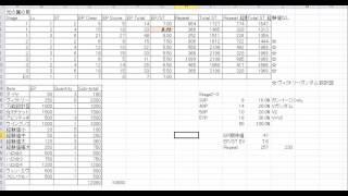 [ガンダムウォーズ]イベント光の翼の歌周回数の参考